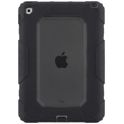 Griffin Survivor All-Terrain Rugged Case for iPad 9.7 (2017) Accessoire  - Zwart