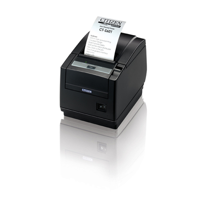 Citizen CT-S601II Pos bonprinter - Zwart
