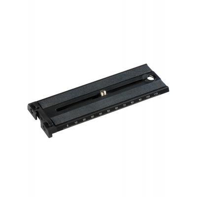 Cullmann MAGNESIT Justierplatte MX496 Statief accessoire - Zwart