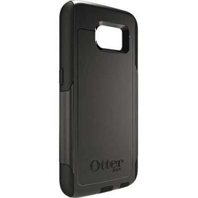 Otterbox mobile phone case: Commuter Samsung Galaxy S6 - Zwart