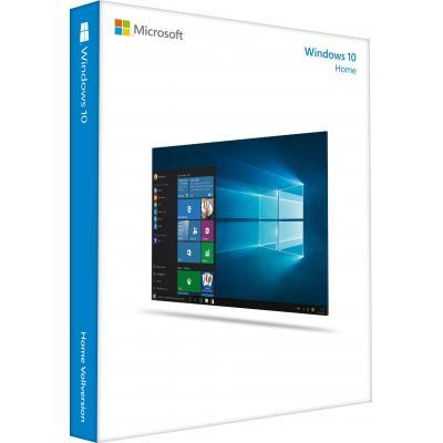 Microsoft Besturingssysteem: Windows 10 Home N
