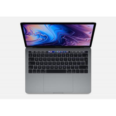 Apple MacBook Pro 13 (2019) i5 - 128GB - Space Grey Laptop - Grijs