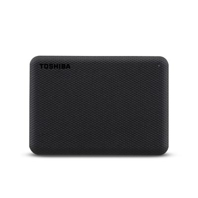Toshiba Canvio Advance Externe harde schijf - Zwart