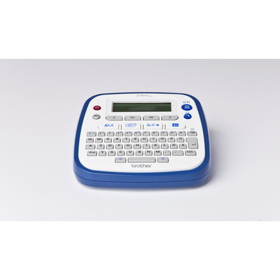 Brother P-touch D200WNVP - QWERTY Labelprinter - Blauw, Wit