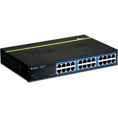 Trendnet TEG-S24DG Switch - Zwart