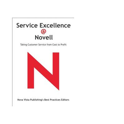 Nova vista publishing boek: Service Excellence @ Novell - eBook (PDF)