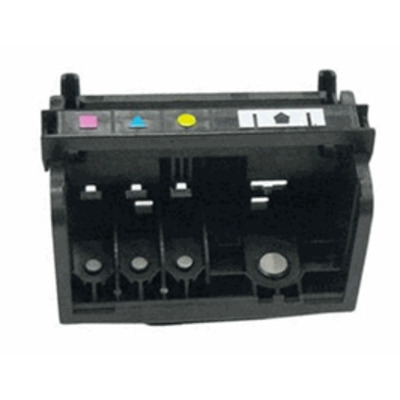 HP CN643A Printkop - Zwart, Cyaan, Magenta, Geel