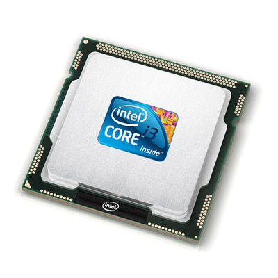 Intel processor: Core i3-3220