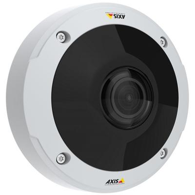 Axis M3058-PLVE Beveiligingscamera - Zwart, Wit