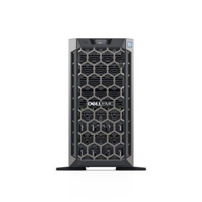 DELL PowerEdge T640 Server - Zwart