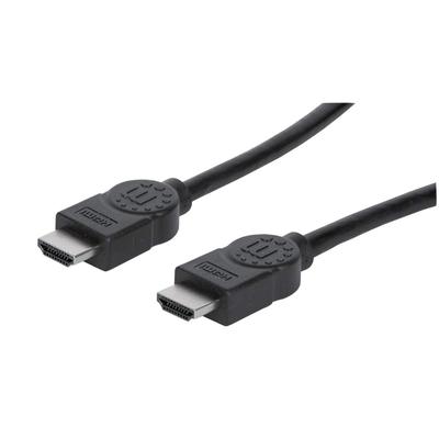 Manhattan 323222 HDMI kabel - Zwart