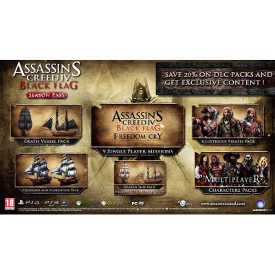 Ubisoft : Assassin's Creed IV Black Flag Season Pass