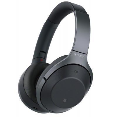 Sony koptelefoon: WH-1000XM2 - Zwart