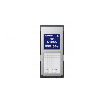 Sony SBP-64E flashgeheugens