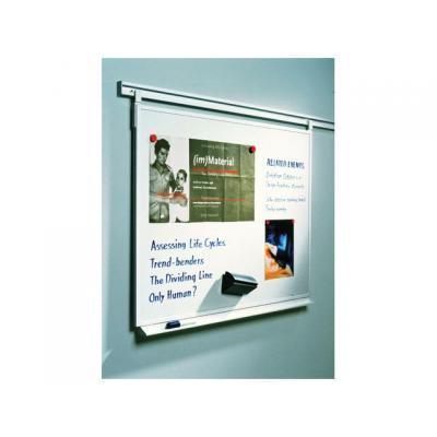 Legamaster magnetisch bord: Magneetbord 120x180cm Legaline wit