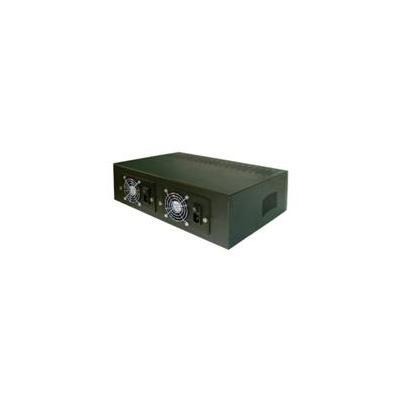 "Edimax netwerkchassis: 16 bays f / 16 Media Converters, 10/100/1000, 48.26 cm (19 "")"