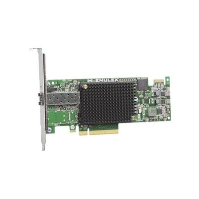DELL Emulex LPe-16.000 Fibre Channel Host Bus Adapter Interfaceadapter - Groen