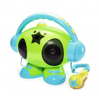 Bigben interactive karaoke systeem: Matt - Blauw, Groen, Geel