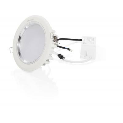 Verbatim spot verlichting: LED, 15 W, IP20, 780 cd, 4000 K, 1250 lm, 220-240 V - Wit