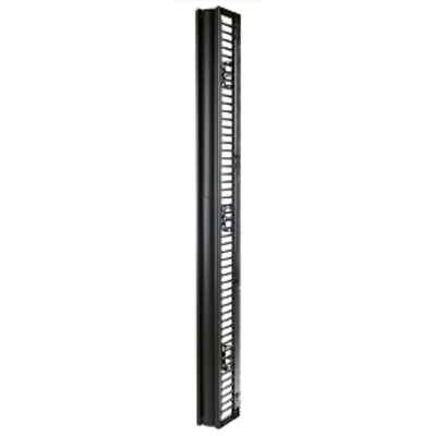 """APC Valueline, Vertical Cable Manager for 2 & 4 Post Racks, 96""""H X 6""""W, Single-Sided with Door Rack toebehoren - ....."""