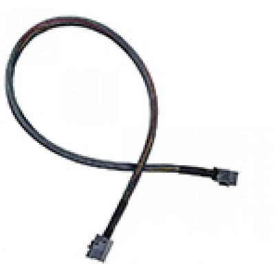 Adaptec ACK-I-HDmSAS-HDmSAS-1M Kabel - Zwart