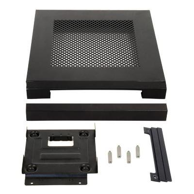 Chieftec Computerkast onderdeel: MK-35DV, Optional accessory set for Mini-ITX Case IX-01B, Metal/Plastic - Zwart
