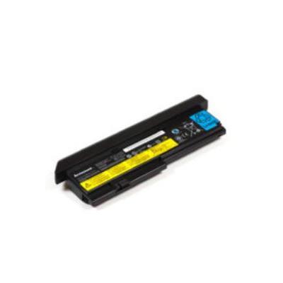 Lenovo batterij: 9-Cell - Zwart, Geel