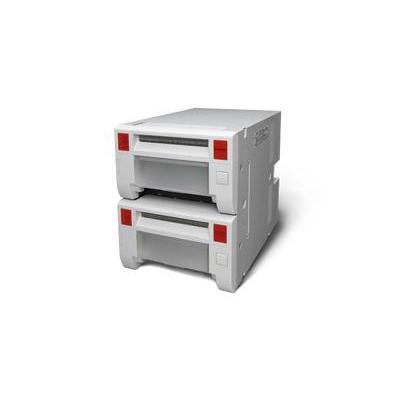 Mitsubishi electric fotoprinter: CP-D707DW-S, 300dpi, 10 x 15cm, 13 x 18cm, 15 x 20cm, 22kg, White - Lichtyaan, .....