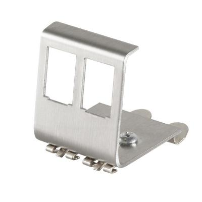 Logilink patch panel accessoire: MP0052 - Metallic