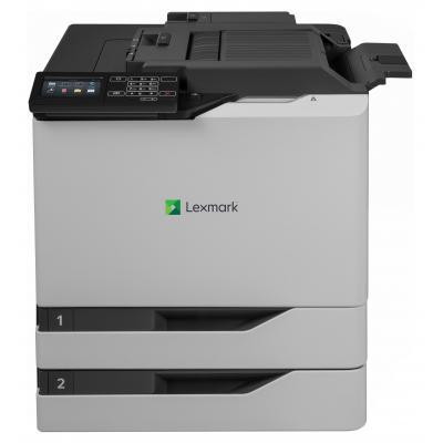 Lexmark CS820dtfe Laserprinter - Zwart, Cyaan, Magenta, Geel - Refurbished ZG