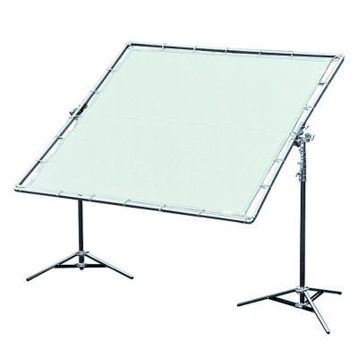 Manfrotto Avenger Fold Away Frame, Aluminum, 2440x2440 mm, silver Fotostudioreflector - Zilver