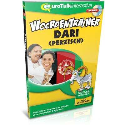 Eurotalk educatieve software: Woordentrainer, Dari (Perzisch)