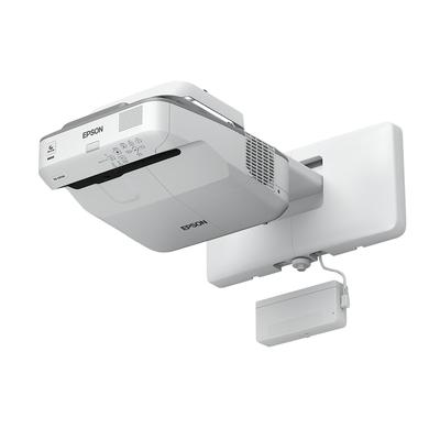 Epson beamer: EB-695Wi - Grijs, Wit