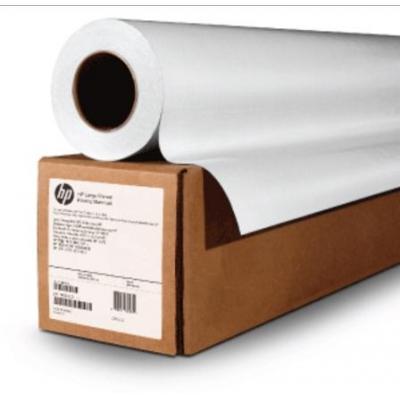 Hp : 1 Roll, (W/L) 610mmx152.4m, PVC, Matte - Wit