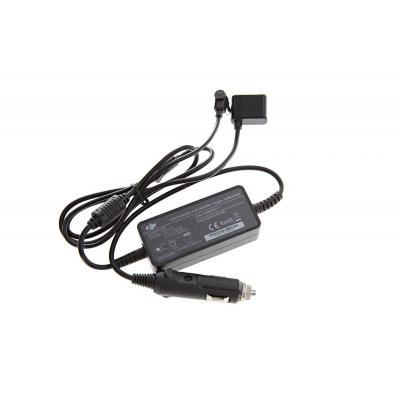 Dji : Inspire 1 car charger kit - Zwart