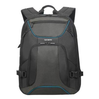 Samsonite laptoptas: Kleur - Antraciet, Zwart