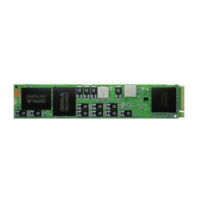 Samsung SSD: PM963 - Groen
