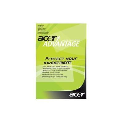 Acer garantie: 3 years On-site Warranty AIO en Veriton Z