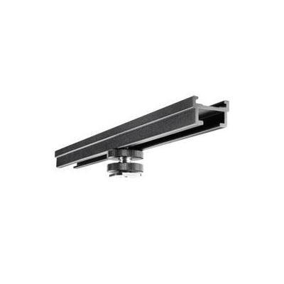 Walimex camera flits accessoire: Flash Mount Extension Rail 30cm - Zwart