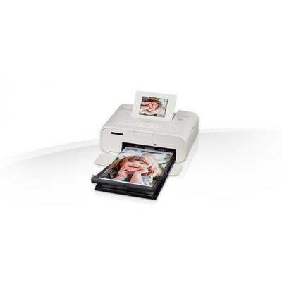 Canon fotoprinter: SELPHY CP1200 - Wit