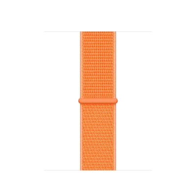 Apple 40mm Papaya Sport Loop horloge-band - Oranje