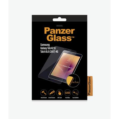 PanzerGlass Samsung Galaxy Tab A 2S / Tab A 8.0 (2017) 4G Mini tablets Screen protector - Transparant