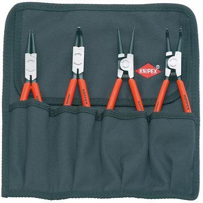 Knipex Set of Circlip Pliers, 4 pcs Stopcontact & gereedschapset