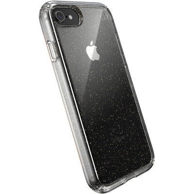 Speck Presidio Perfect-Clear Mobile phone case - Goud, Transparant