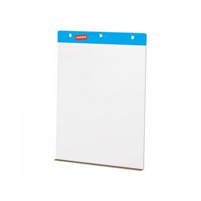 Staples ezel: Flipoverblok 635x780mm zk/pak 2