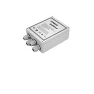 Brickcom beveiliging: Power Box, 220 - 230VAC, 24VAC 3A - Zilver