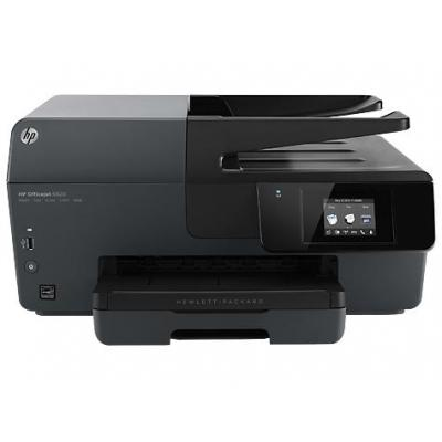 Hp multifunctional: OfficeJet 6820 e - Zwart, Cyaan, Magenta, Geel