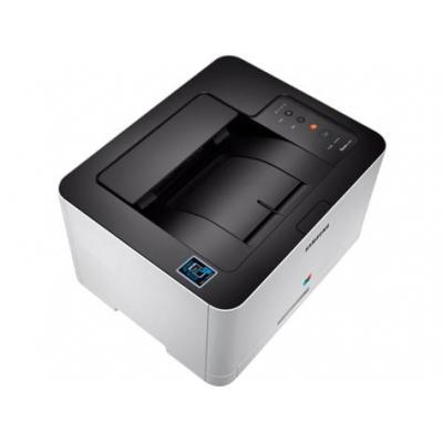 Hp laserprinter: SL-C430W - Zwart, Cyaan, Magenta, Geel