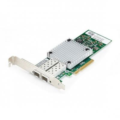 Black Box 10-GbE PCI-E Network Adapter (NIC) - (2) SFP+ Ports Netwerkkaart - Zilver