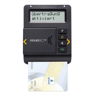 Reiner SCT tanJack optic CX Smart kaart lezer - Zwart